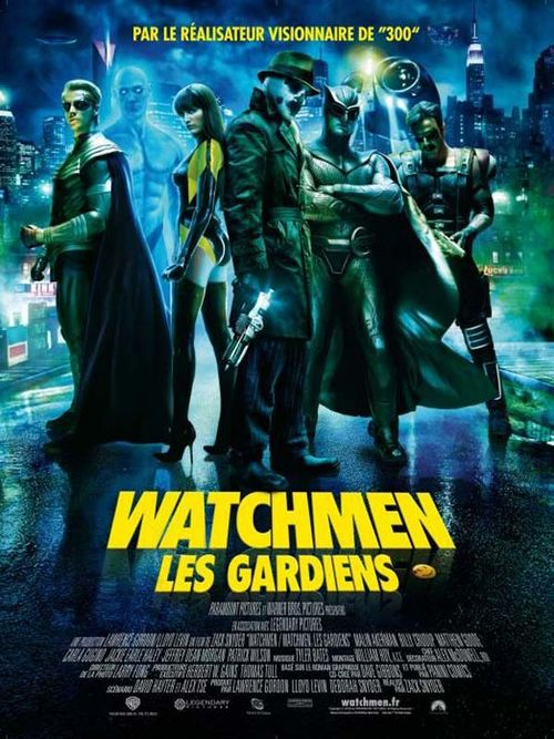 Watchmenaffiche