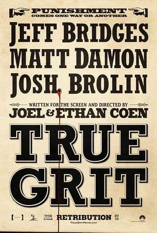 True-Grit-teaseraffiche
