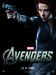 AFF 120x160 PERSOS, BLACK WIDOW - AVENGERS HD
