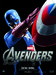 AFF 120x160 PERSOS, CAPTAIN AMERICA - AVENGERS HD