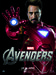 AFF 120x160 PERSOS, IRON MAN - AVENGERS HD
